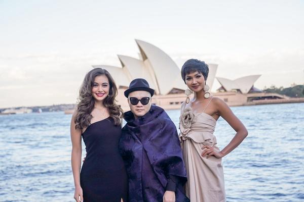 HHen Nie hoi ngo Francesca tai Australia (4)