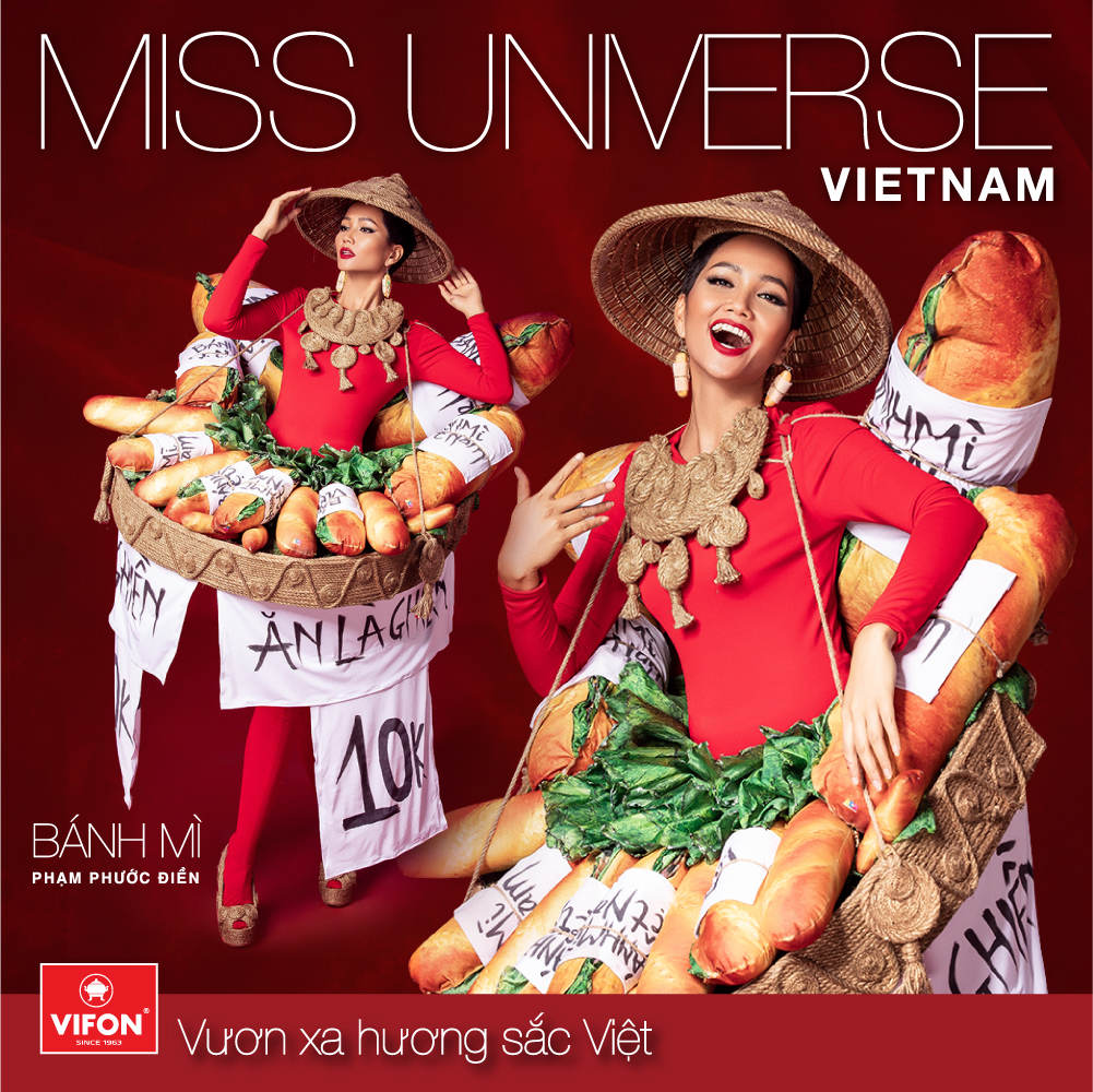 National Costume BANH MI