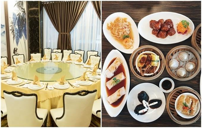 Địa chỉ cuối tuần 4 nhà hàng món Hoa 'sang chảnh' chuẩn vị ở Sài Gòn