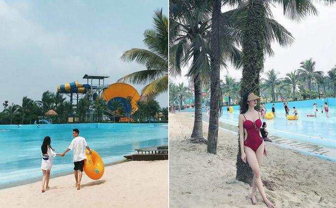 Địa chỉ cuối tuần Hai khu vui chơi dành cho gia đình có con nhỏ ở Hà Nội