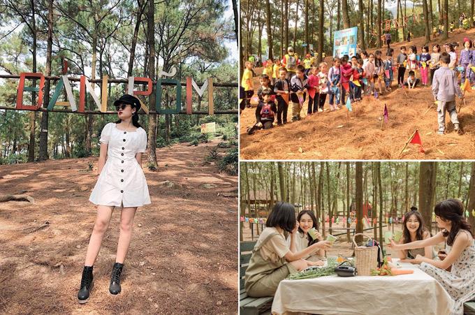Địa chỉ cuối tuần Hai khu vui chơi dành cho gia đình có con nhỏ ở Hà Nội2