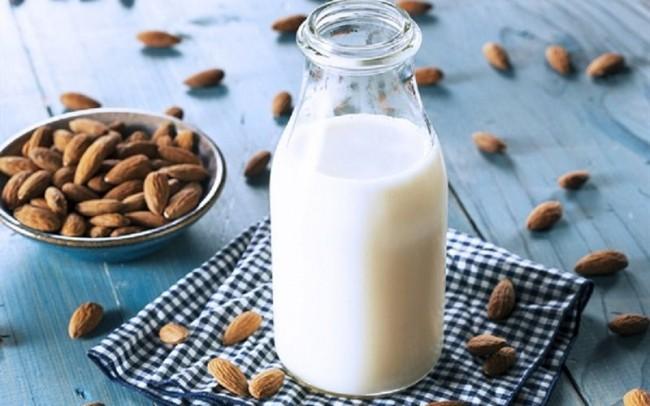 11.Cách làm sữa hạnh nhân tại nhà