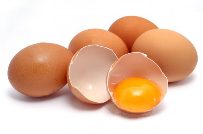 11.giảm cân cùng trứng gà