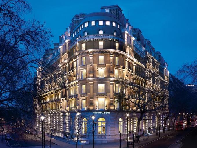 2.Căn penthouse xa xỉ nơi đại gia đình Trump nghỉ tại Anh