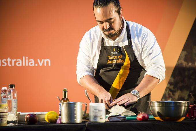 2.Vua đầu bếp Australia bật mí 3 chiêu nấu ăn đơn giản mà hiệu quả2