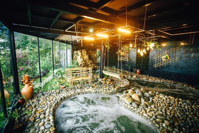 26.Nhà tắm hơi kiểu Hàn 'ảo diệu' mới nổi ở Đà Lạt4