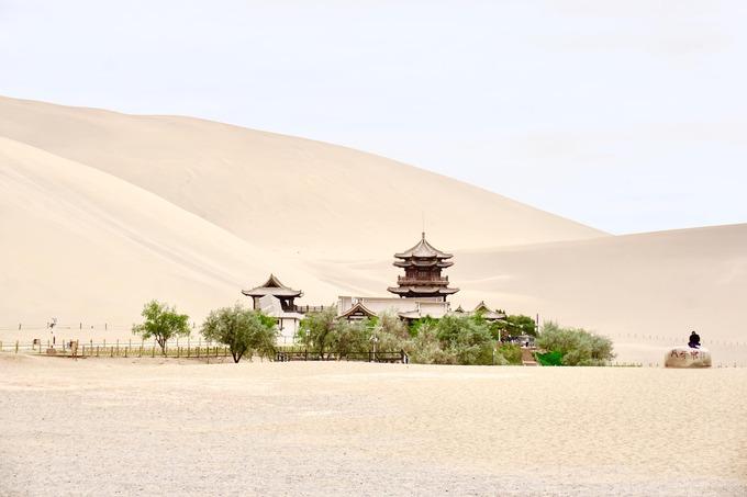 27.Đôn Hoàng - ốc đảo cô đơn giữa sa mạc ở Trung Quốc3