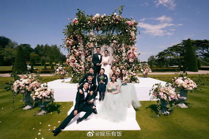 28.Khách sạn xa hoa nơi 'tiên đồng ngọc nữ' Trung Quốc tổ chức đám cưới