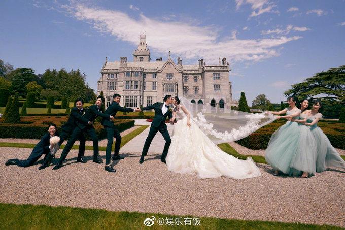 28.Khách sạn xa hoa nơi 'tiên đồng ngọc nữ' Trung Quốc tổ chức đám cưới1