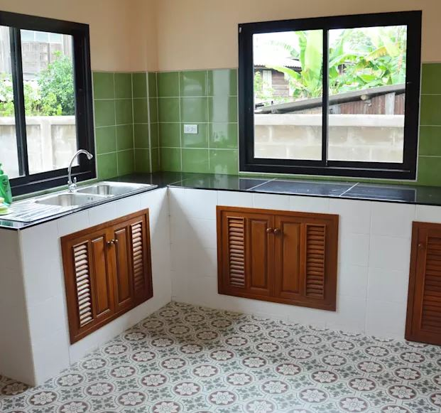 3.10 mẫu thiết kế phòng bếp đẹp với nội thất cao cấp hợp túi tiền