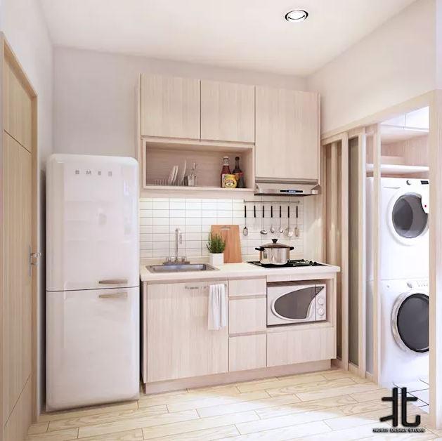 3.10 mẫu thiết kế phòng bếp đẹp với nội thất cao cấp hợp túi tiền2