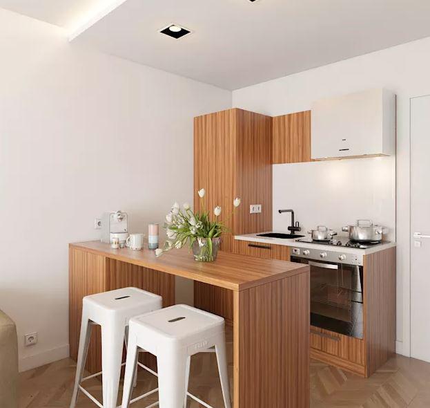 3.10 mẫu thiết kế phòng bếp đẹp với nội thất cao cấp hợp túi tiền6