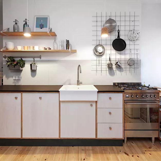 3.10 mẫu thiết kế phòng bếp đẹp với nội thất cao cấp hợp túi tiền8