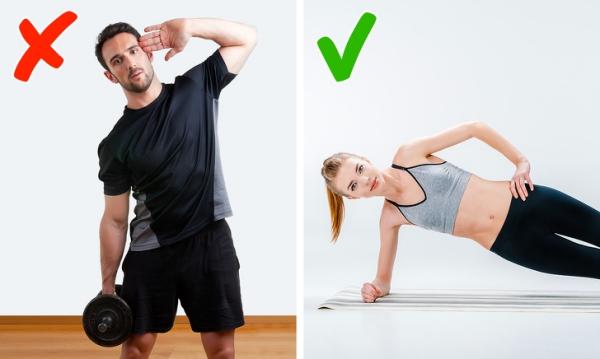 3.2.5 động tác có thể khiến bạn béo hơn sau khi tập