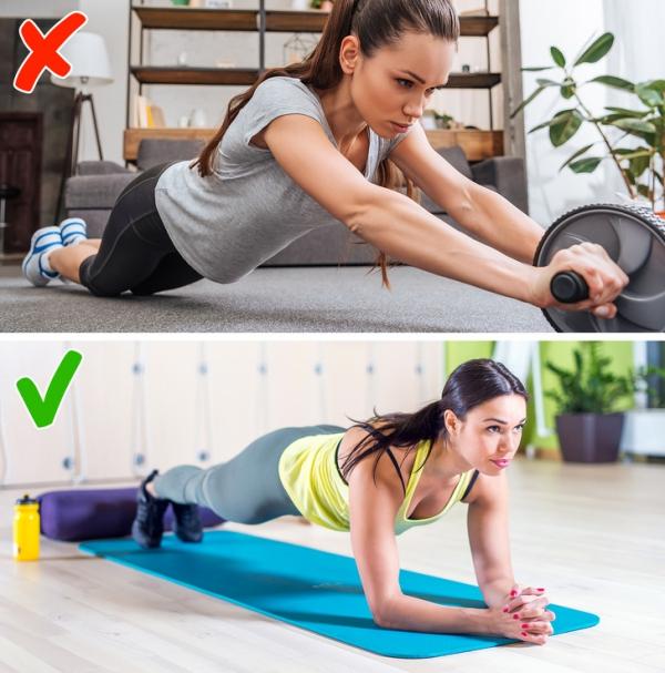 3.2.5 động tác có thể khiến bạn béo hơn sau khi tập1