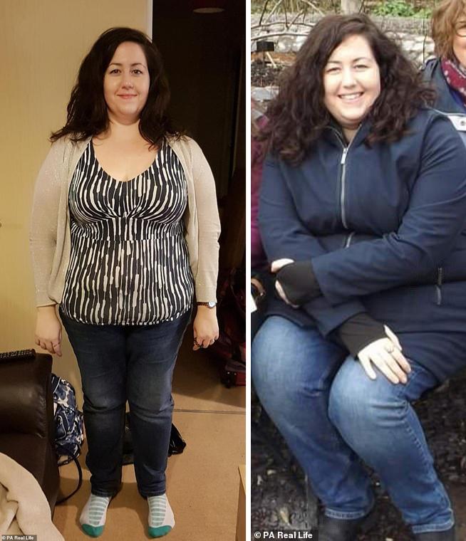 Mức cân đỉnh điểm 114 kg ảnh hưởng tiêu cực đến sức khỏe của Allison.