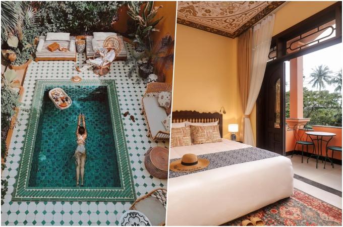 4.Ba khách sạn giá rẻ tha hồ sống ảo trong mùa hè
