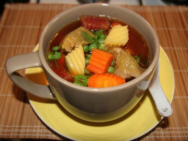 4.List 5 món ăn ngon - bổ cho mẹ bầu13