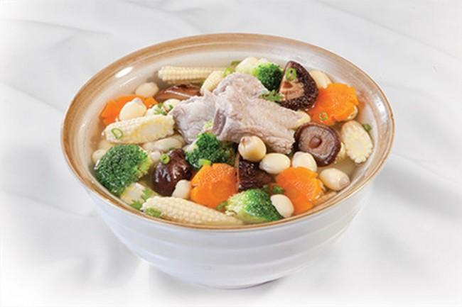 4.List 5 món ăn ngon - bổ cho mẹ bầu5