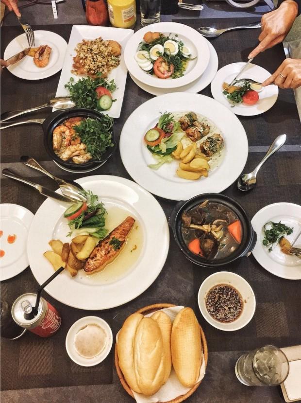 5 quán Tây tại SG vừa ngon mà và lãng mạn cho couple hẹn hò