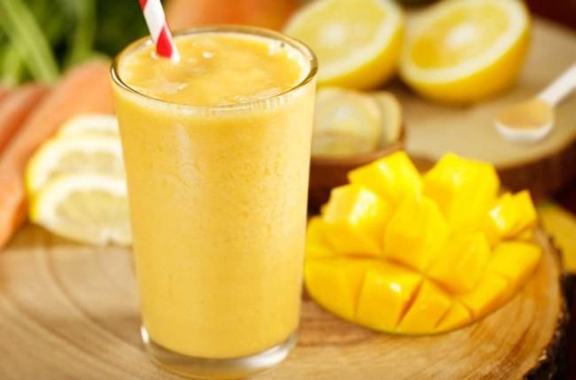 5.5 loại sinh tố không chỉ giải nhiệt mùa hè mà còn giúp giảm mỡ bụng hiệu quả3