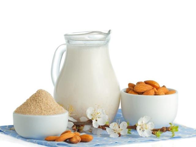 6.Hãy yêu sữa hạnh nhân hơn vì những lí do sau.6