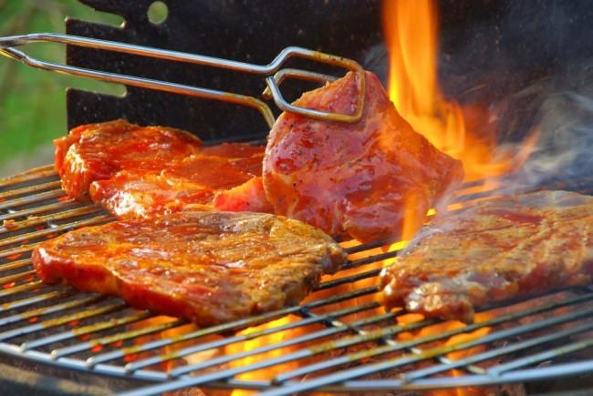 7. Bạn đã biết cách giữ cho thịt nướng không bị khô1