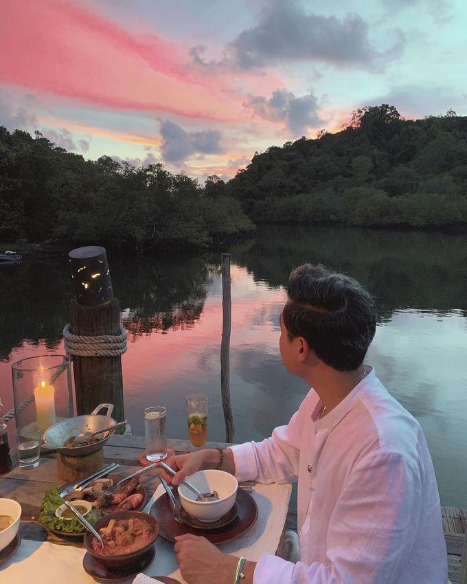 9.Resort Thái Lan nơi bạn được phục vụ bữa ăn lơ lửng giữa rừng7