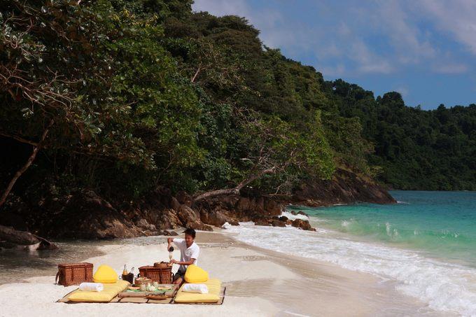 9.Resort Thái Lan nơi bạn được phục vụ bữa ăn lơ lửng giữa rừng8