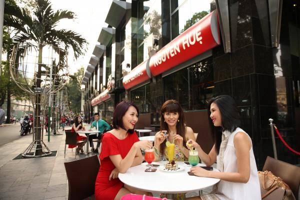 Café Central Nguyen Hue
