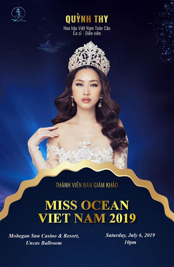 Siêu mẫu, hoa hậu Quỳnh Thy.