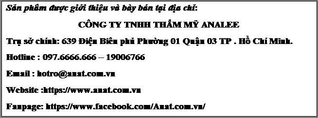 Dàn sao tưng bừng ra mắt thương hiệu mỹ phẩm ANA'T tại TP.HCM4