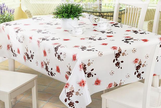 Khăn trải bàn làm sống không gian ngôi nhà bạn5