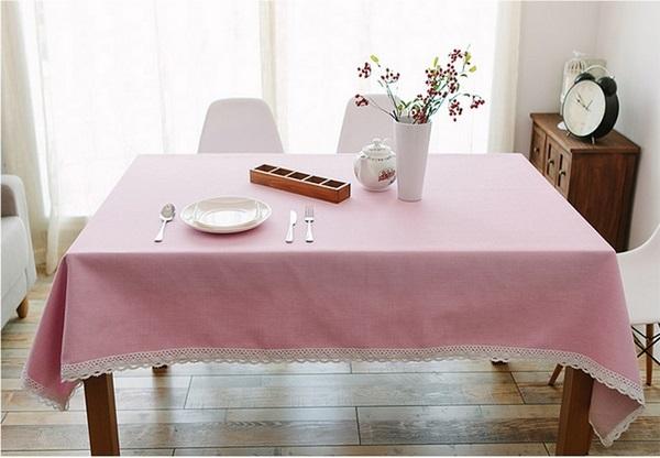 Khăn trải bàn làm sống không gian ngôi nhà bạn6