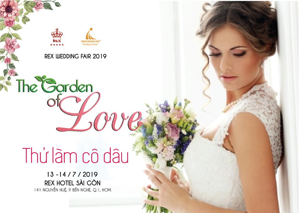 Sở hữu bộ dạ hội và vestons cưới đẹp nhất ở Triễn lãm cưới 2019 tại Rex.1