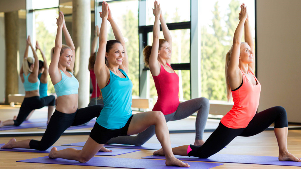 Tập thể dục cho cuộc sống hạnh phúc hơn