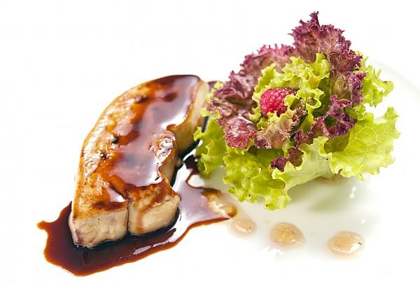 Terrine de foie gras - Café Cardinal (1)