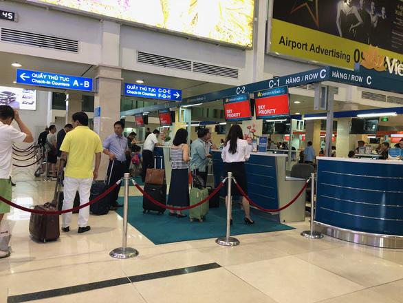 Hàng không có nhiều thay đổi về dịch vụ cho hành khách - Ảnh: C.TRUNG
