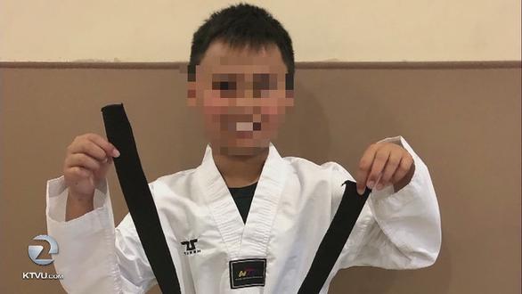 Bé trai Tristan sống tại thành phố Milpitas, hạt Santa Clara vừa qua đời vì một biến chứng nghiêm trọng của bệnh cảm lạnh thông thường do nhiễm phải adenovirus - Ảnh: KTVU.com
