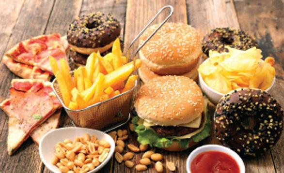 13.Thực phẩm 'siêu chế biến' Càng tiện càng lo1