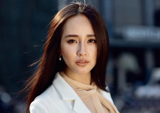 Mai Phương Thúy kể nhân viên trong quán còn nhầm cô là ca sĩ thi Giọng hát Việt Ảnh: TL