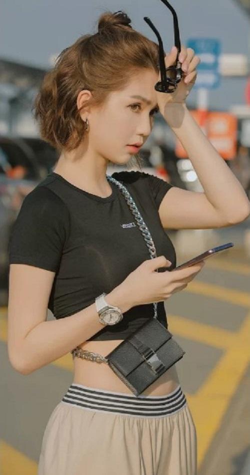 2. sao Việt để tóc ngắn7