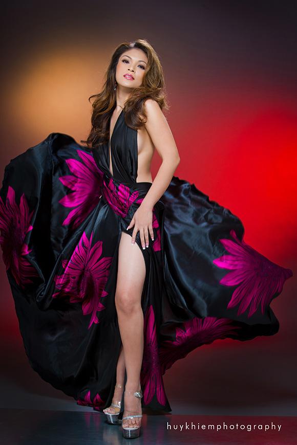 Miss Ocean Vietnam 2019 tại Mỹ