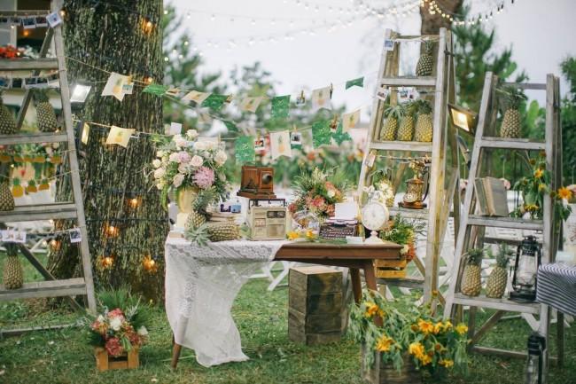 2.Tổ chức tiệc cưới ngoài trời và những điều các cặp đôi cần lưu ý1