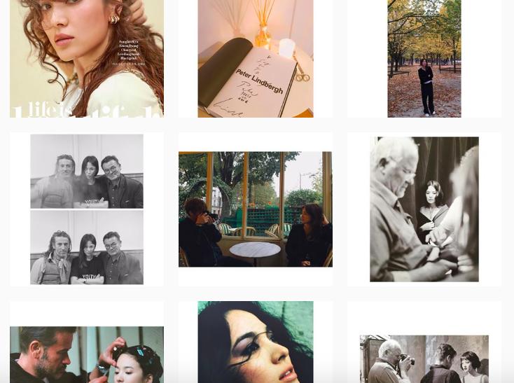 """... đã chính thức bị """"khai tử"""" khỏi Instagram của Song Hye Kyo"""