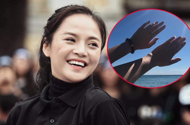 Hình ảnh được Thu Quỳnh chia sẻ trên trang cá nhân Ảnh: FBNV