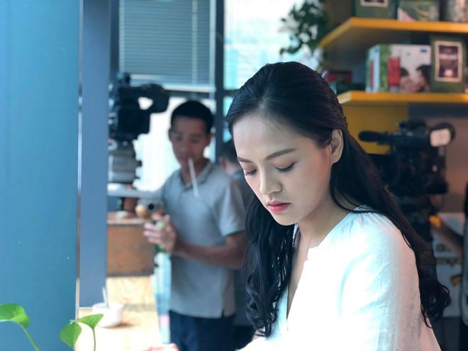 Thu Quỳnh đang gây chú ý với vai diễn Huệ trong Về nhà đi con Ảnh: FBNV