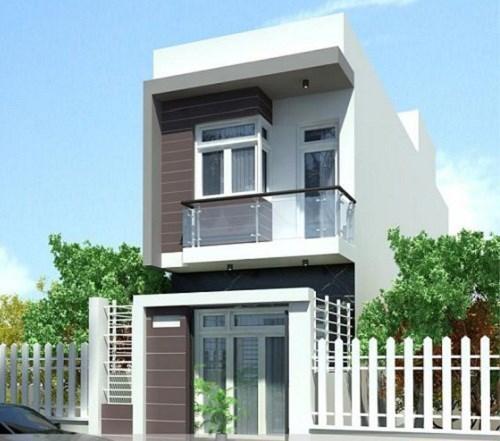 Thiết kế nhà phố hiện đại đẹp 12