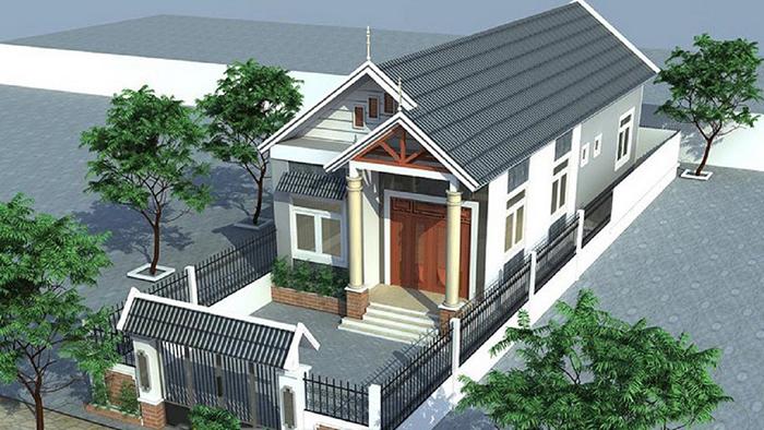 Thiết kế nhà phố hiện đại đẹp 05
