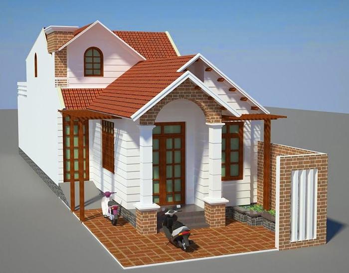 Thiết kế nhà phố hiện đại đẹp 06